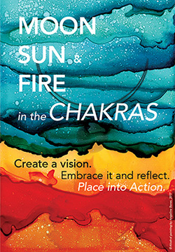 Moon Sun and Fire Chakras